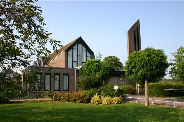 Kerkgebouw Hervormde Gemeente Hellouw